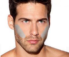 линия брада