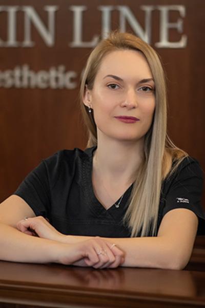 Др. Рени Христова - екип Skin Line София
