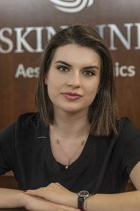Др. Стефана Дамевска - екип Skin Line София